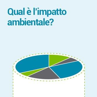 Qual è l'impatto ambientale?